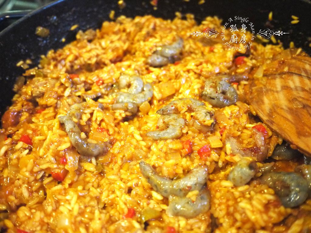 孤身廚房-Jambalaya什錦飯──美國南方多元風情文化融合的經典料理30