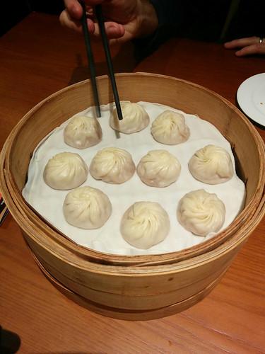 xiaolongbao @ Din Tai Fung