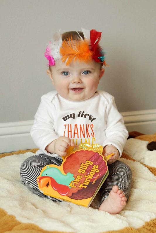 Finn's 1st Thanksgiving