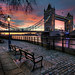 Sunrise over Tower Bridge by adrianchandler.com