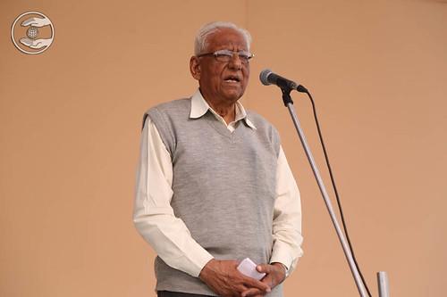 General Secretary SNM, V.D. Nagpal
