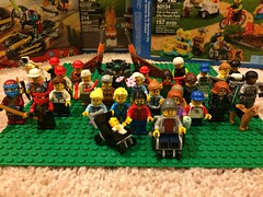 Lego Haul and New Sets