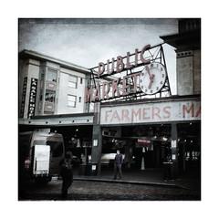 Seattle WA – Pike Street Market