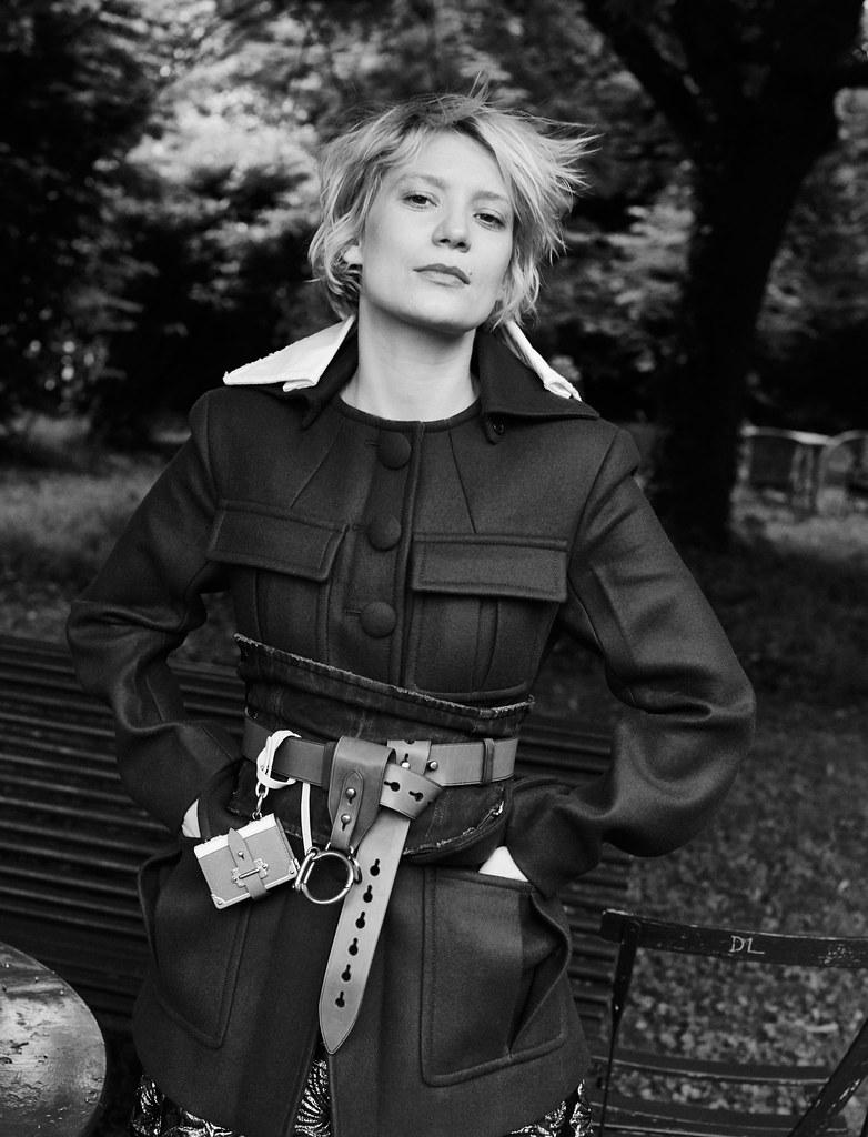 Миа Васиковска — Фотосессия для «L'Express Styles» 2016 – 2