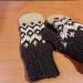 A pair o' Fair Isle mittens