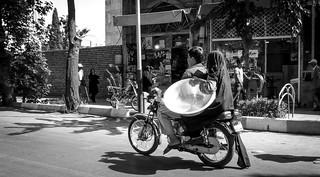 street of esfahan