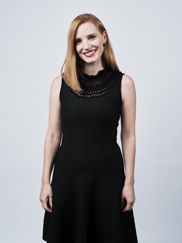 Джессика Честейн — Фотосессия на «Deadline's The Contenders» 2016 – 4