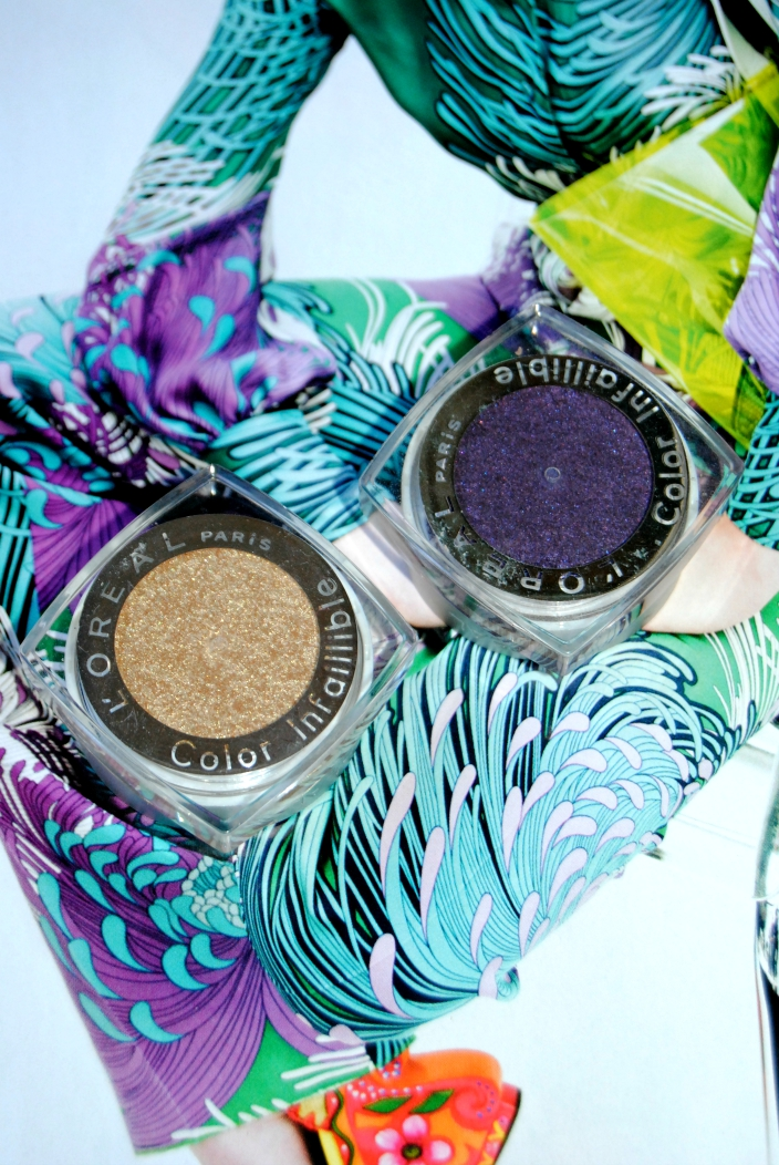 Loreal Color Infallible Eyeshadows (4)