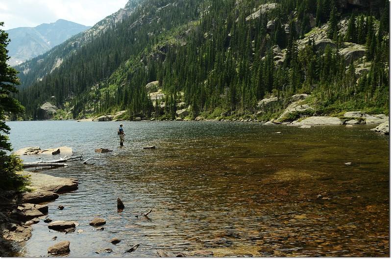 Mills Lake 5