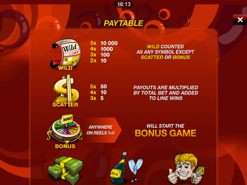 free Lotto Madness Mobile slot payout