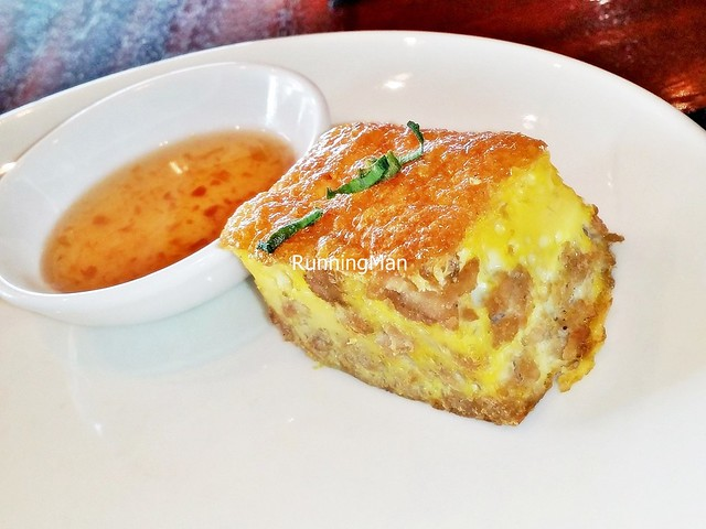 Tortang Baboy / Omelette Minced Pork