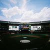 Behind Home Plate by Chad Mauger
