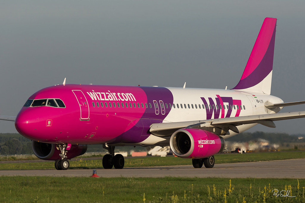 HA-LYV - A320 - Wizz Air