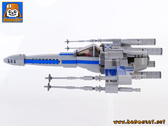 X-Wing Episode 7 long nose