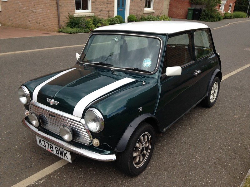 1992 Mini Cooper Spi 1.3i for sale 21036392696_3c3d1737aa_c