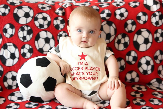 Future soccer player