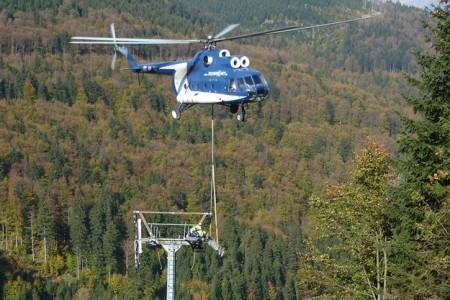 České hory 2011/12 - čtyři nové lanovky