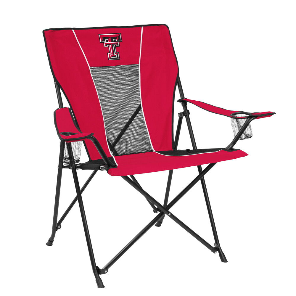 Texas Tech GAME TIME TailGate/Camping Chair