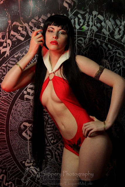 Slippery Photography: Vampirella