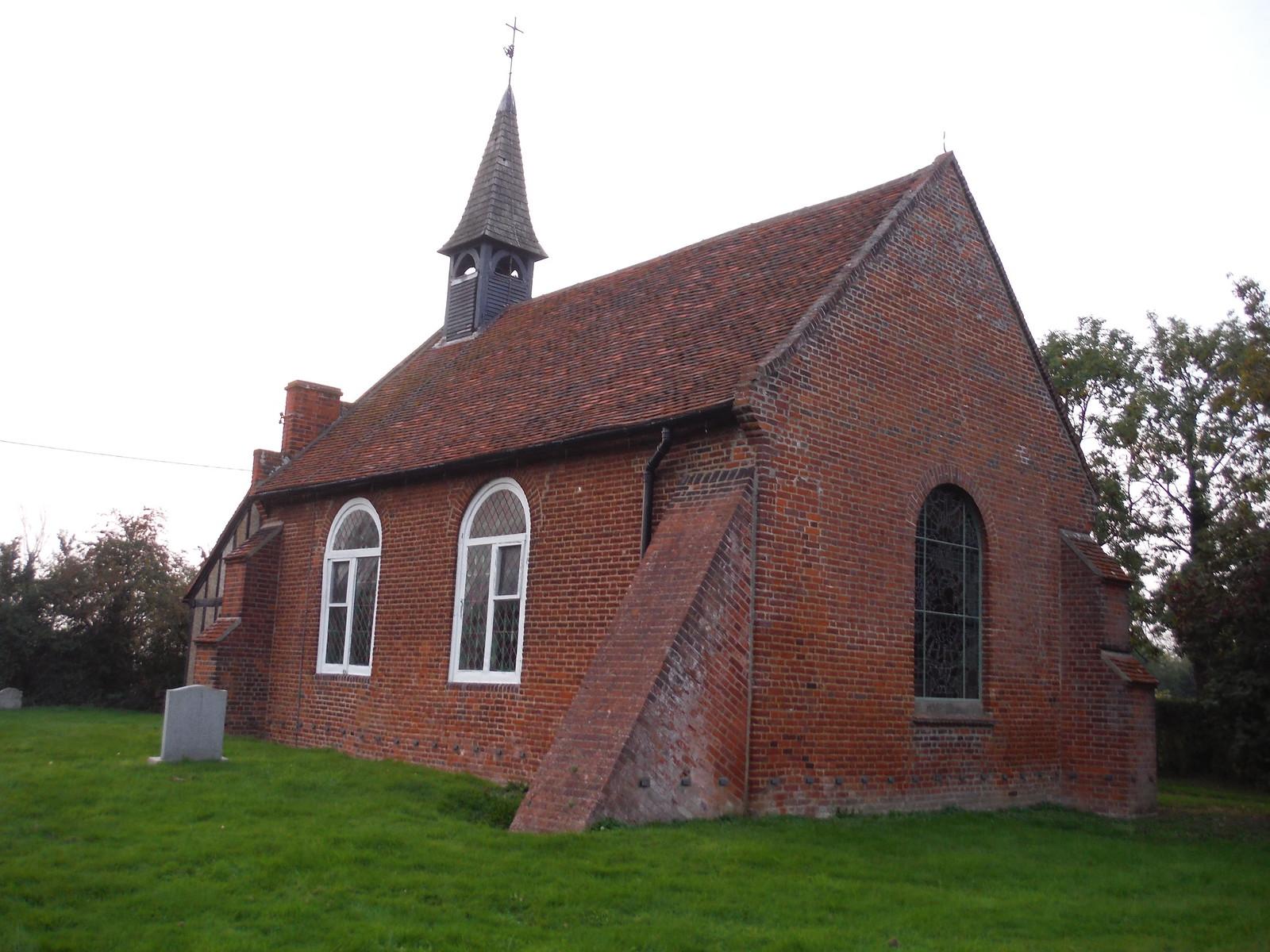 Holy Trinity Church, North Fambridge SWC Walk 159 South Woodham Ferrers to North Fambridge
