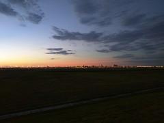 Dawn at DFW