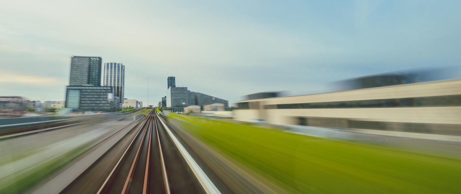 Motion Blur | Copenhagen, Denmark 2015