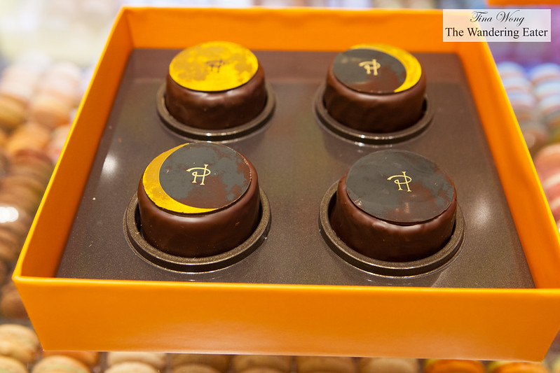 Pierre Hermé Exclusive Mooncake Collection