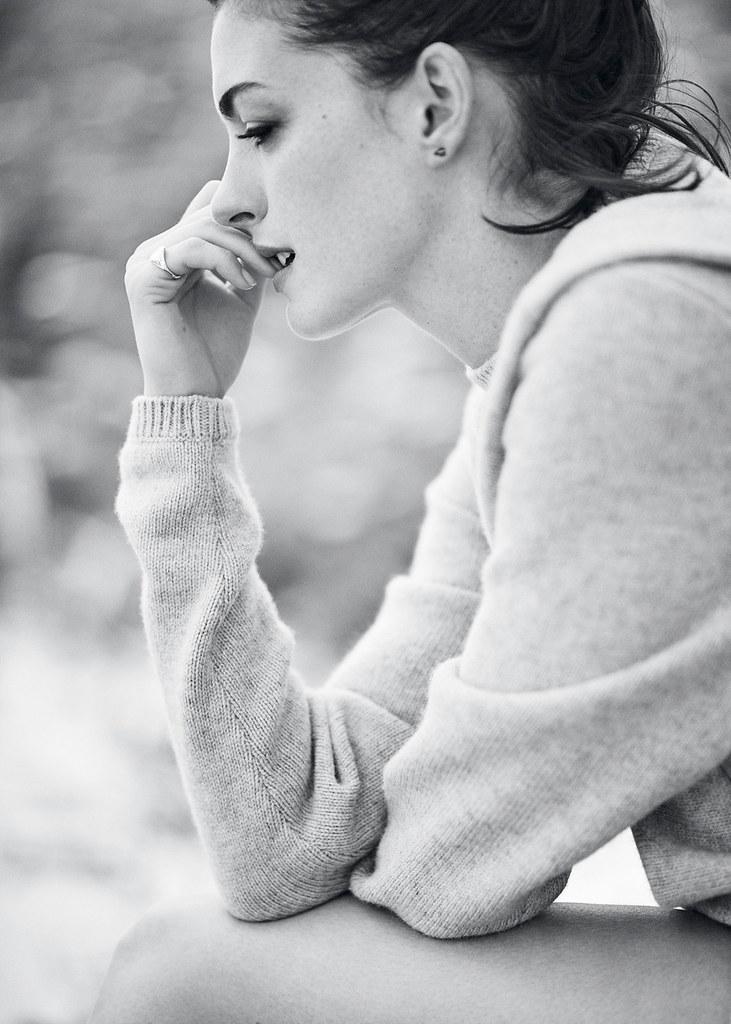 Энн Хэтэуэй — Фотосессия для «Glamour» UK 2015 – 7