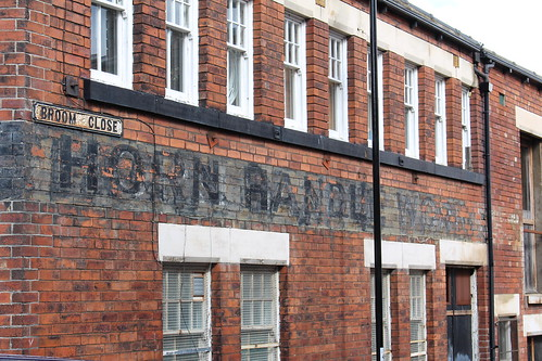 Horn Handle Works, Club Garden Road, Sheffield