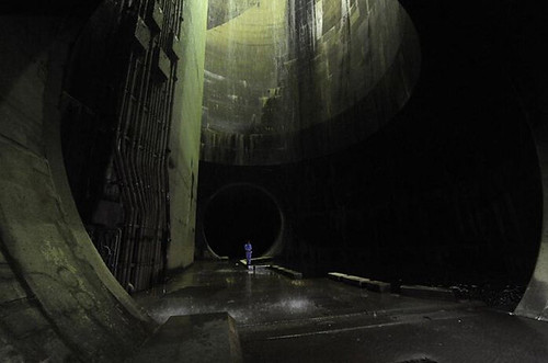 cống khổng lồ dưới lòng tokyo 4