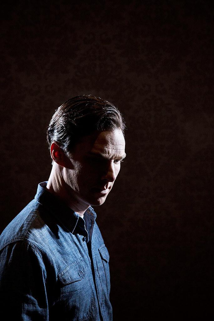 Бенедикт Камбербэтч — Фотосессия для «Пятая власть» на «TIFF» 2013 – 30