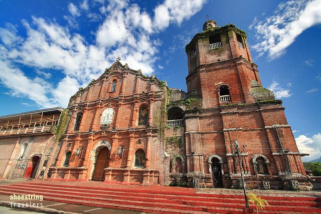 San Juan Bautista Church, Liliw, Laguna