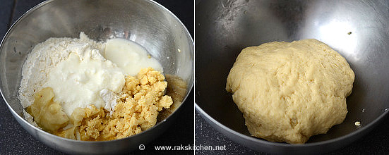 how to make makkan peda 1