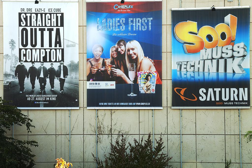 STRAIGHT OUTTA COMPTON--Leipzig