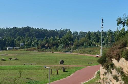 Parque das Pedreiras - Lourosa