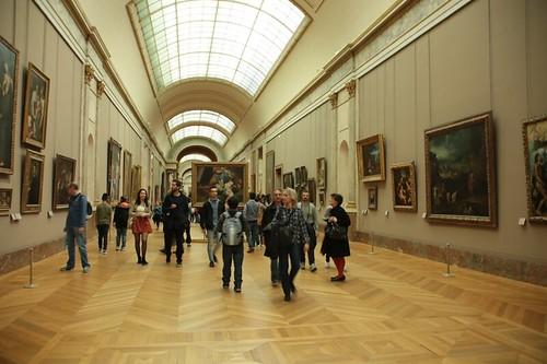 Una visita al Louvre