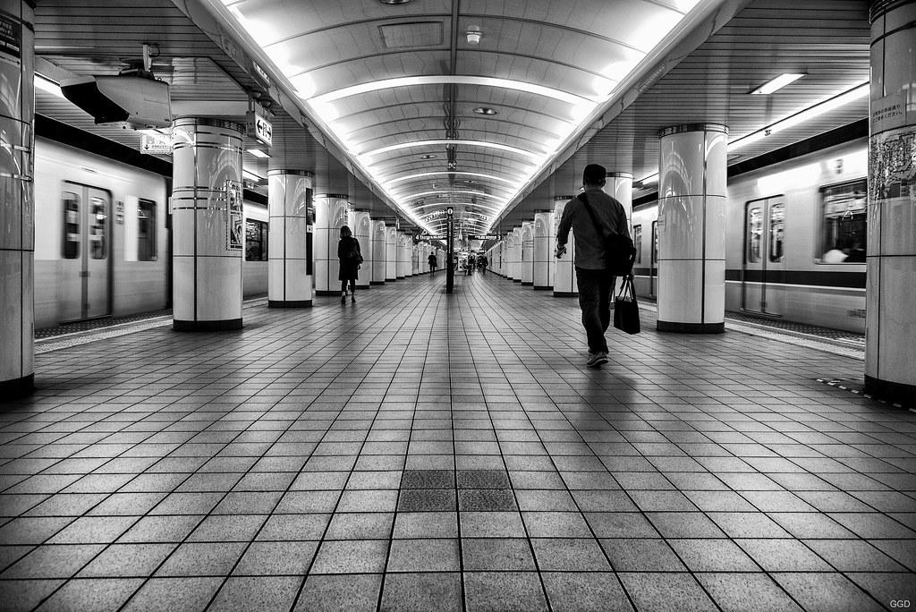Tokyo - Subway Station