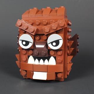 Wolfman Blockhead