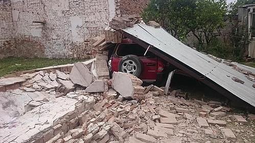 Day 145 Salta Argentina earthquake 2 dead 15 injured