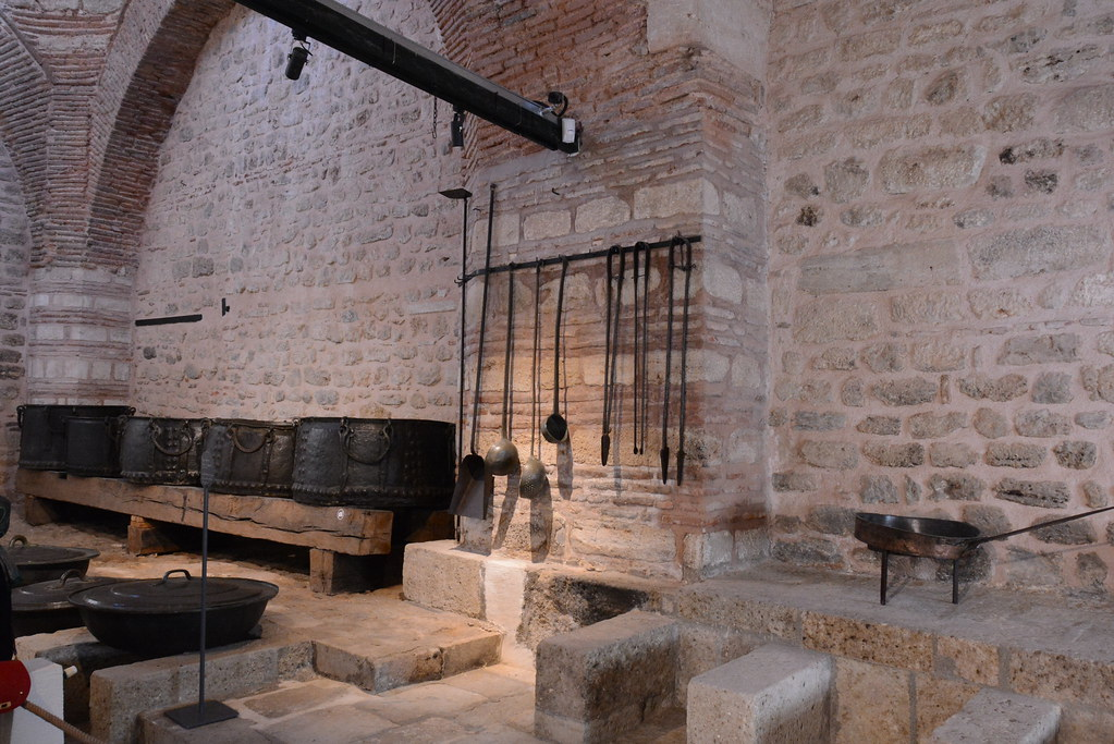 トプカプ宮殿の台所