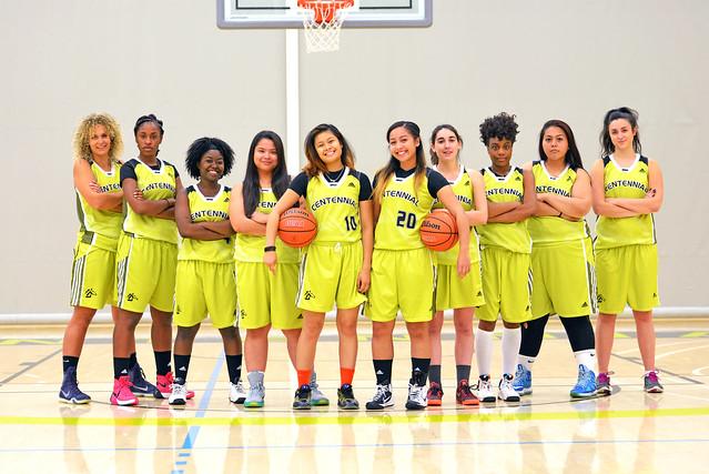 2015 Womens Basketball Team Profiles