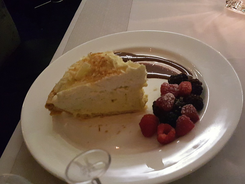 Harbour Sixty Coconut Cream Pie