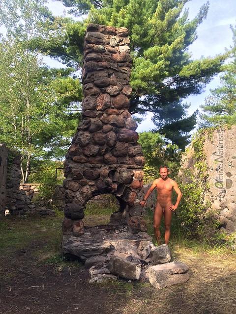 naturist 0002 Harriman State Park, NY, USA