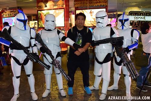 Globe x Star Wars #fillyourgalaxywithWonder