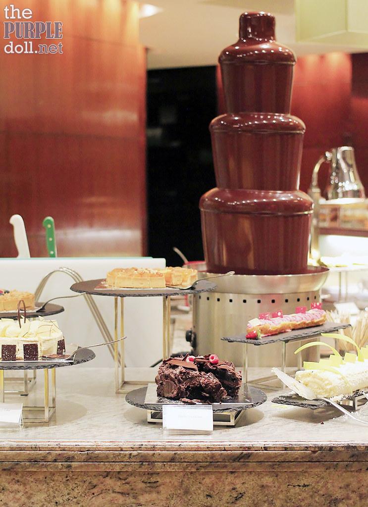 Desserts - Chocolate Fondue