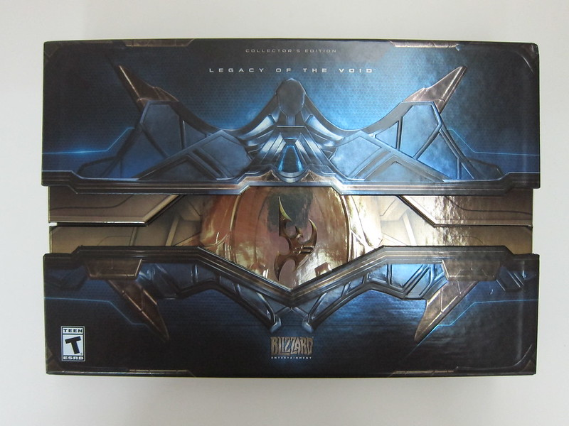 StarCraft 2 – Legacy of the Void – Collector's Edition