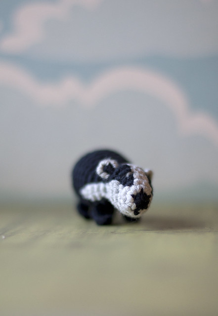 13AdventAmigurumi_BradtheBadger