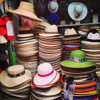 Ecuador Panama Hats