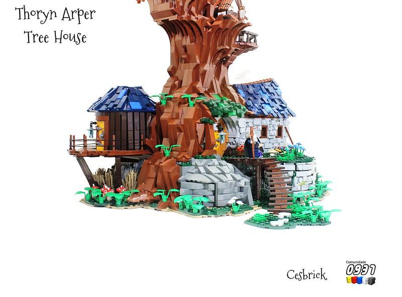 Thoryn Arper Tree House