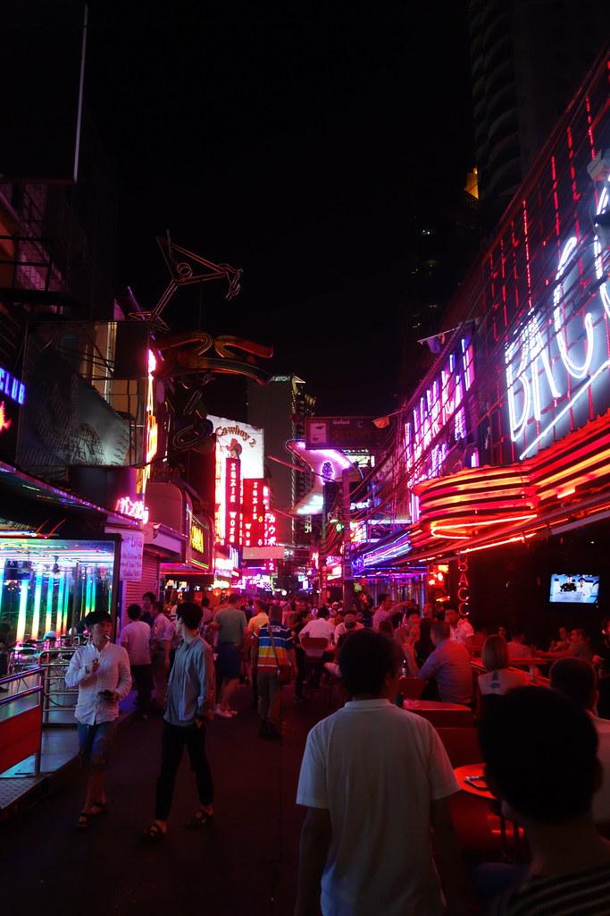 Thailand - Bangkok Soi Cowboy